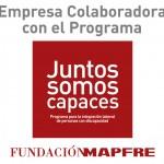 Juntos Somos capaces. fundación Maphre